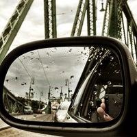 Photo taken at Liberty Bridge by Ambrus D. on 7/5/2013