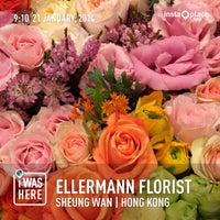 Photo taken at ellermann florist by Eleanor H. on 1/26/2014