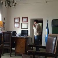 Photo taken at Juzgados de Av. de los Inmigrantes by Lula G. on 7/30/2016