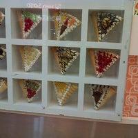 Photo taken at Tamansari Food Court by Riza U. on 9/22/2012