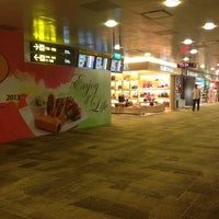 Photo taken at Changi Airport Terminal 2 by Rakhma F. on 3/12/2013
