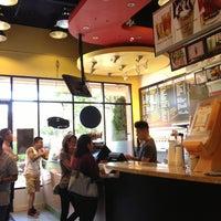 Photo taken at Bar Code Cafe by julius p. on 7/18/2013