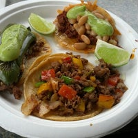 Photo taken at Iguanas Ranas Tacos and Beers by Daniel R. on 2/2/2013