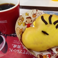 Photo taken at Mister Donut by Kabeuji T. on 12/1/2013