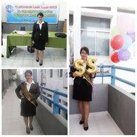 Photo taken at Universitas Methodist Indonesia by Lita Eriska S. on 7/4/2015