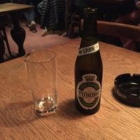Photo taken at Palæ Bar by Christian A. on 2/27/2016