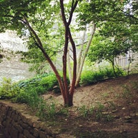 Photo taken at Goldie Mill Park by Jamie L. on 6/22/2014