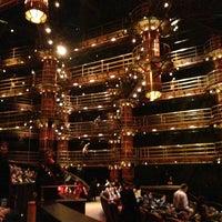 Photo taken at KÀ Theatre by Luis Javier H. on 3/22/2013