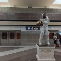 Photo taken at Concourse B by Tom M. on 9/14/2013