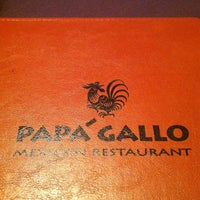Photo taken at Papa Gallo by Lexi M. on 10/6/2012