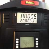 Photo taken at Pilot Travel Center by Michael S. on 4/23/2013