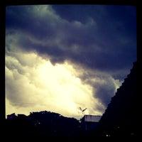 Photo taken at Matunga Railway Station by Mehul S. on 10/7/2012