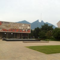 Photo taken at Tecnológico de Monterrey (Campus Monterrey) by Marco A. M. on 5/19/2013