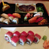 Photo taken at Sakura Sushi Japanese Restaurant by Danielle O. on 2/21/2013