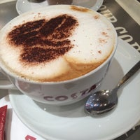 Photo taken at Costa Coffee by Elisa B. on 9/4/2015
