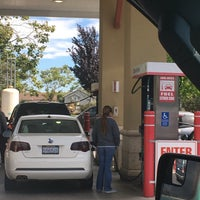 Photo taken at Safeway Gas by Max C. on 6/18/2016