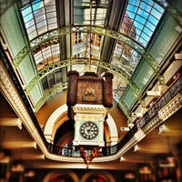 Photo taken at Queen Victoria Building (QVB) by Aldric T. on 10/10/2012