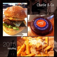 Photo taken at Charlie & Co. Burgers by Aldric T. on 3/28/2015