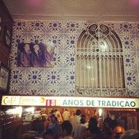 Photo taken at Café Lamas by Ianna S. on 1/27/2013