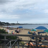 Photo taken at Provincetown Beach West End by Sidney B. on 8/16/2016