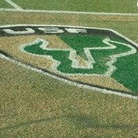 Photo taken at Corbett Soccer Stadium by Melissa J. on 9/25/2012