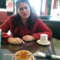 Photo taken at Flo's Coffee Shop by morningrue on 10/20/2012