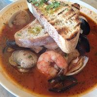 Photo taken at Santa Monica Seafood by Karen M. on 8/24/2014