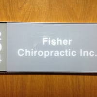 Photo taken at Fisher Chiropractic by Kierstyn J. on 4/9/2013