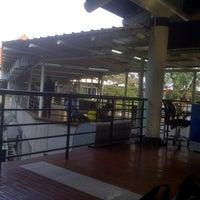 Photo taken at Gate B3 by Hendrawan H. on 10/13/2015