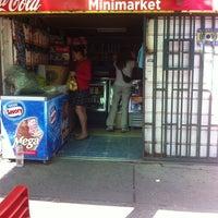 Photo taken at Minimarket La Esperanza by Nico O. on 3/21/2014