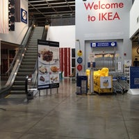 Photo taken at IKEA by Michelle M. on 9/24/2012