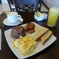 Photo taken at Cafettos by Juan Manuel Q. on 6/19/2013