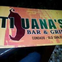 Photo taken at Tijuana's Bar & Grill by Edward M. on 11/5/2012