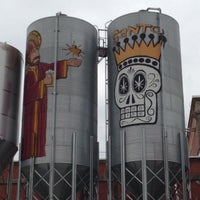 Photo taken at Saint Arnold Brewing Company by Pablo C. on 4/5/2013