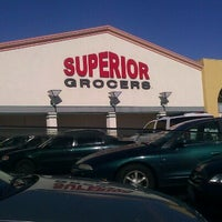Photo taken at Superior Grocers by Myraneisha S. on 12/27/2012