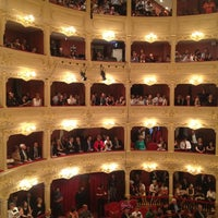 Photo taken at Teatre Principal by Babek O. on 5/30/2014
