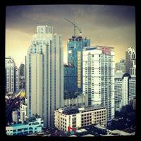 Photo taken at The Westin Grande Sukhumvit, Bangkok by Nattinee M. on 9/20/2012