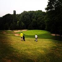 Photo taken at Golf de la Vaucouleurs by Na-Young K. on 6/20/2015