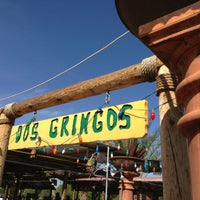 Photo taken at Dos Gringos by Brian R. on 4/6/2013