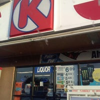 Photo taken at Circle K by Jessica A. on 6/14/2013