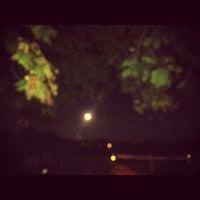 Photo taken at Imwalle Gardens by Alexandra F. on 10/30/2012