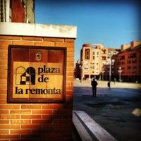Photo taken at Plaza de la Remonta by Dario M. on 5/21/2013