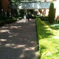 Photo taken at Embajada del Pocajú en México by Jiugh W. on 10/14/2013