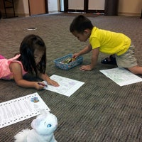 Photo taken at City Of Orange Public Library And History Center by Charlene on 5/21/2014