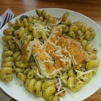Photo taken at Noodles & Company by Angela on 3/27/2013