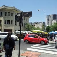 Photo taken at Feria Fray Camilo Henriquez by Sandoval M. on 12/13/2013