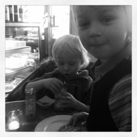 Photo taken at Café Levinsky's by per henrik h. on 3/22/2013