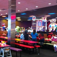 Photo taken at Peter Piper Pizza by Mike M. on 11/4/2012