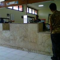 Photo taken at Kantor Pos Plemburan by julian j. on 6/14/2013