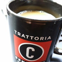 Photo taken at Trattoria Centrale by Jason R. on 8/6/2014